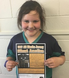 Maddy Judd - Sheffield School's Physical  Education Leadership Group member.